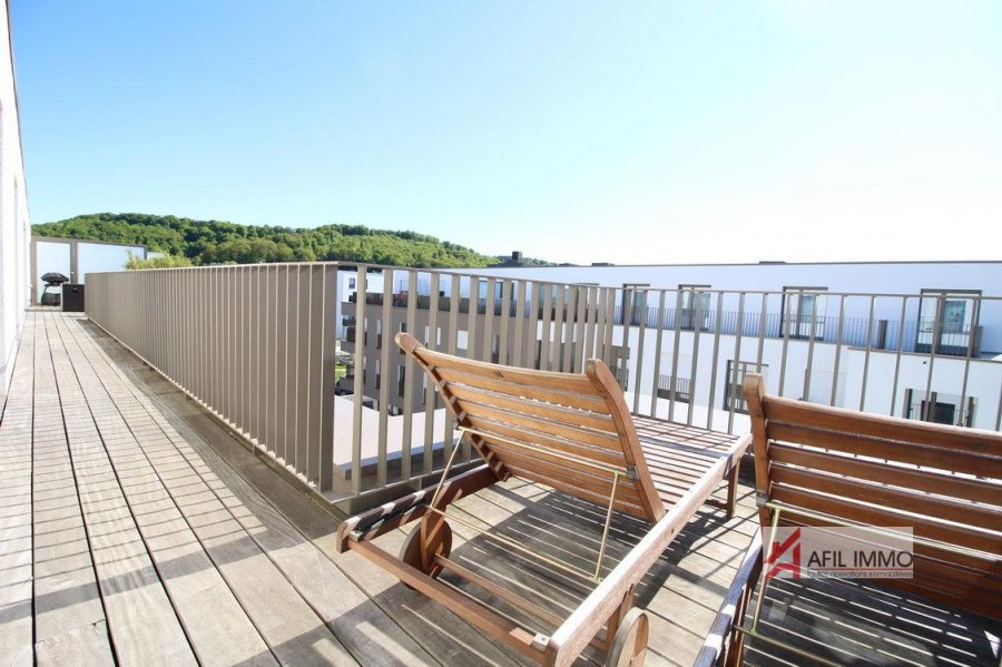 acheter penthouse 3 chambres 110 m² schifflange photo 6