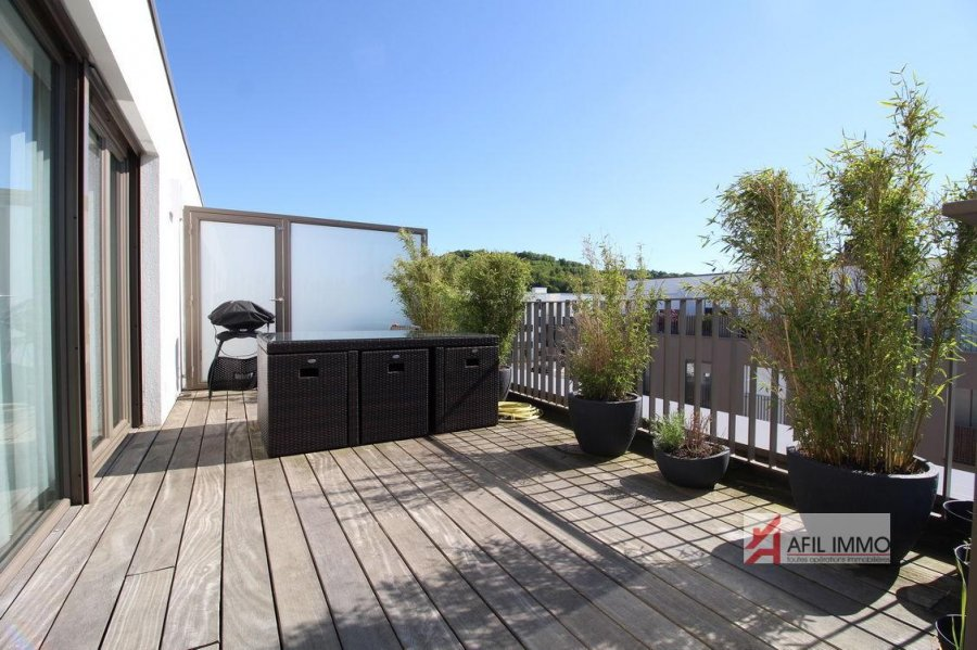 acheter penthouse 3 chambres 110 m² schifflange photo 5
