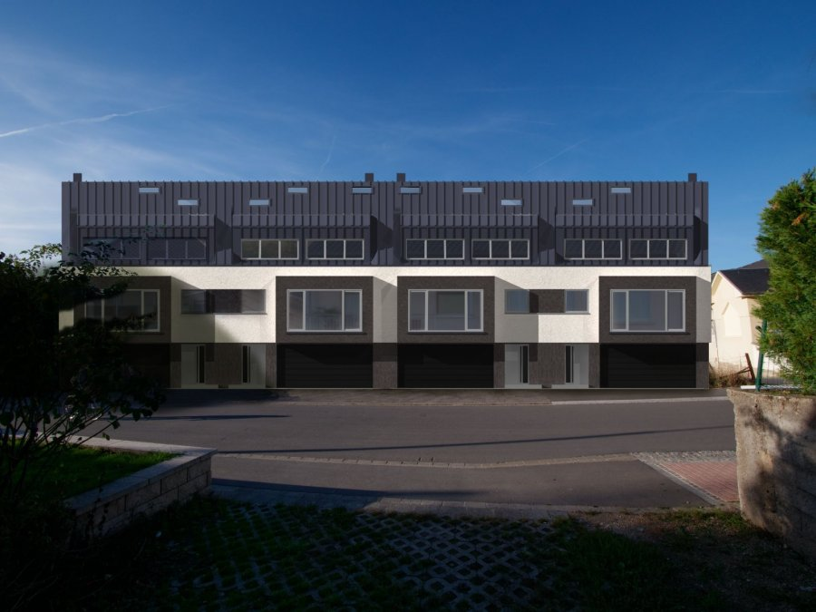 acheter maison mitoyenne 4 chambres 206.46 m² greiveldange photo 1