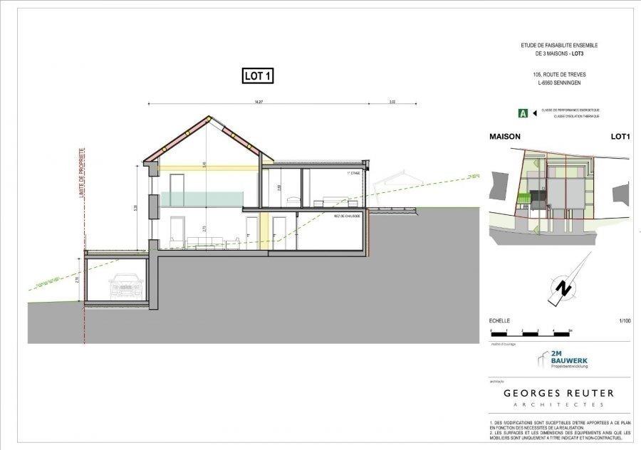 acheter maison individuelle 2 chambres 113.74 m² senningen photo 4
