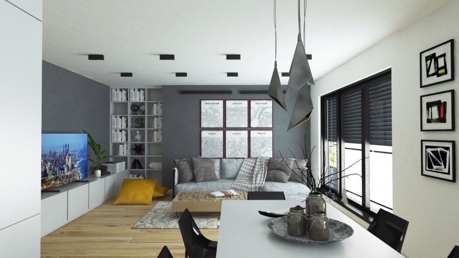 apartment for buy 3 bedrooms 115.35 m² dudelange photo 3