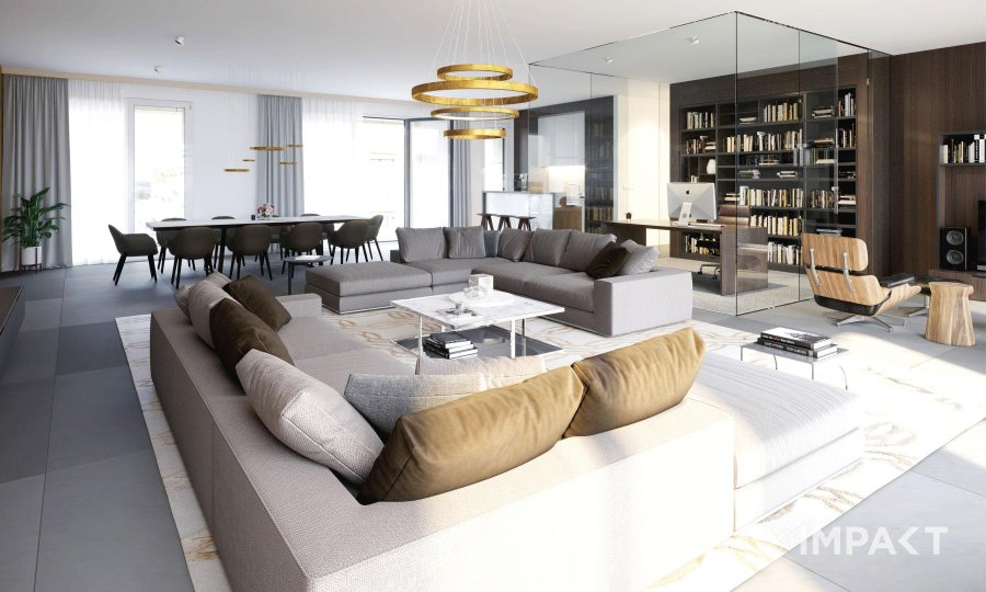 apartment for buy 3 bedrooms 103.41 m² luxembourg photo 3