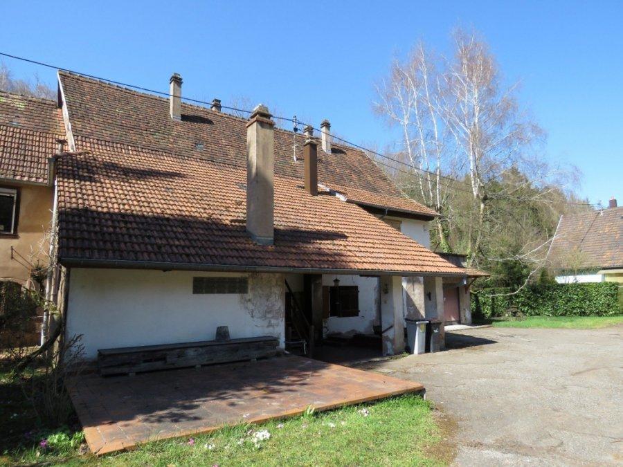 Maison individuelle en vente bouxwiller 300 m 159 for Agence bois exterieur