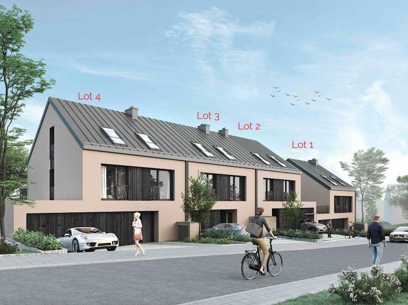 acheter maison jumelée 3 chambres 196 m² hautcharage photo 1