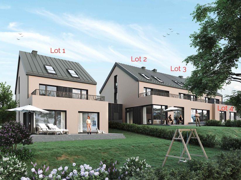 acheter maison jumelée 3 chambres 196 m² hautcharage photo 2