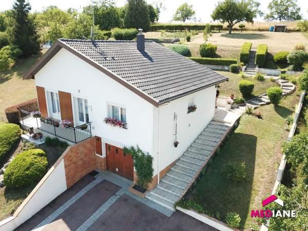 acheter maison 5 pièces 80 m² mirecourt photo 1