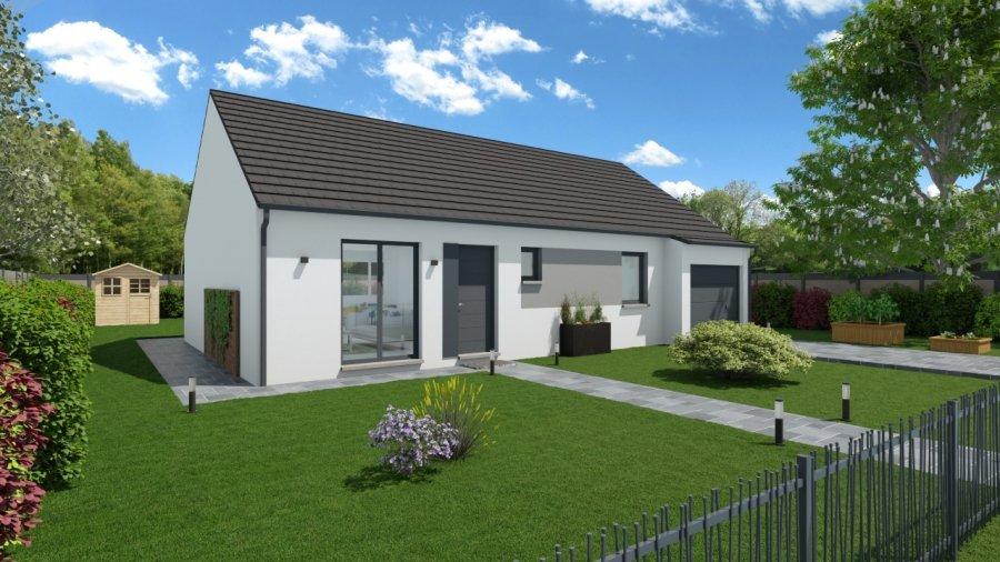 acheter maison 5 pièces 89 m² herbignac photo 1