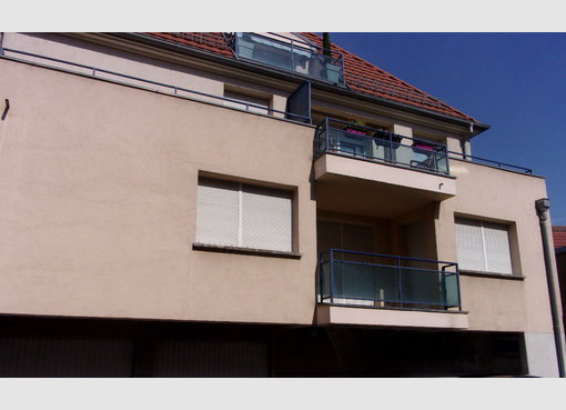 Vente appartement f3 colmar haut rhin r f 5382485 for Appartement atypique colmar