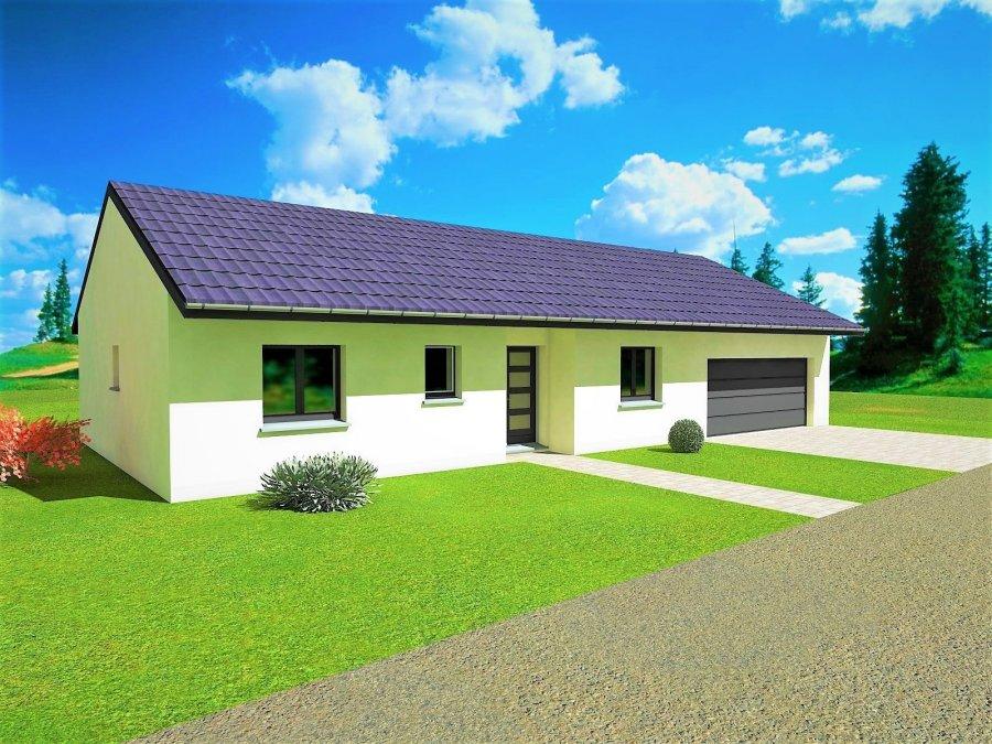 acheter maison individuelle 5 pièces 105 m² veckring photo 1