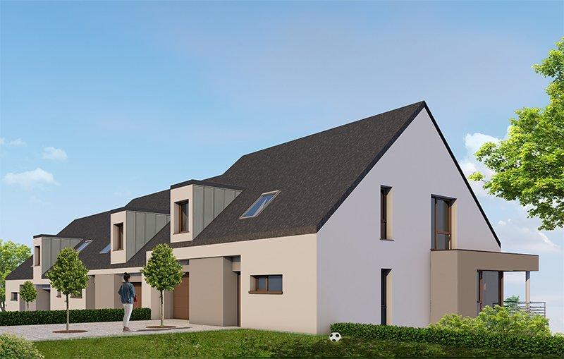 doppelhaushälfte kaufen 4 schlafzimmer 217 m² useldange foto 2