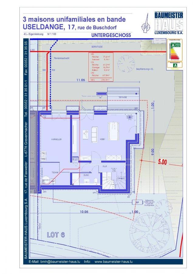 doppelhaushälfte kaufen 4 schlafzimmer 217 m² useldange foto 5