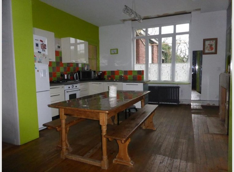 Vente maison individuelle f5 faches thumesnil nord for Vente maison individuelle faches thumesnil