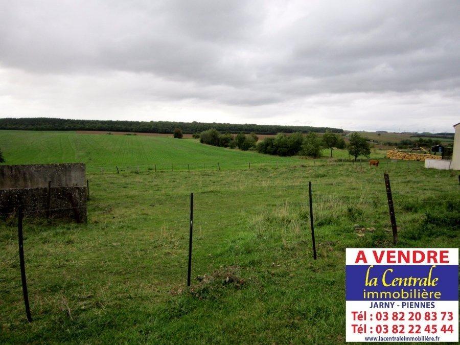 Terrain constructible à vendre à Norroy-le-Sec