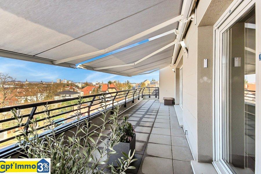Penthouse à vendre F5 à Metz-Queuleu