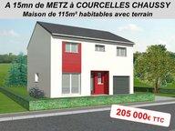 Maison à vendre F6 à Metz - Réf. 6153045