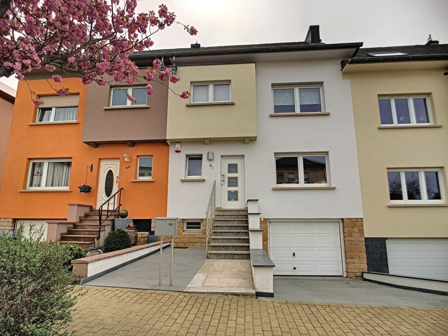 acheter maison mitoyenne 3 chambres 145 m² roeser photo 1