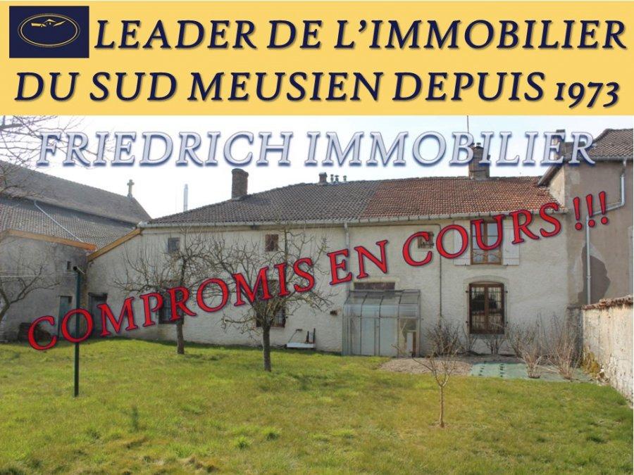acheter maison 9 pièces 205 m² gondrecourt-le-château photo 1