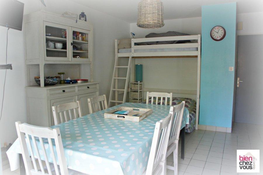 acheter appartement 2 pièces 31 m² bretignolles-sur-mer photo 2