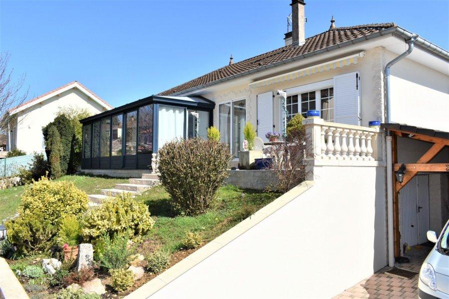 Maison individuelle en vente norroy l s pont mousson for Acheter salon complet