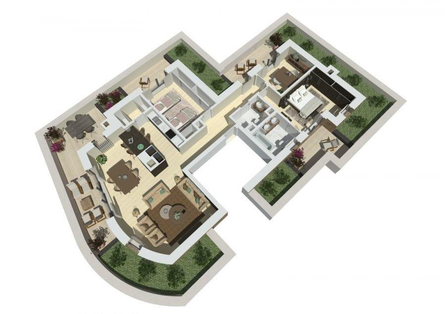 acheter penthouse 2 chambres 107.74 m² schuttrange photo 1