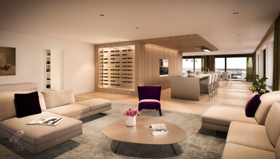 wohnanlage kaufen 0 schlafzimmer 87 bis 122 m² luxembourg foto 2