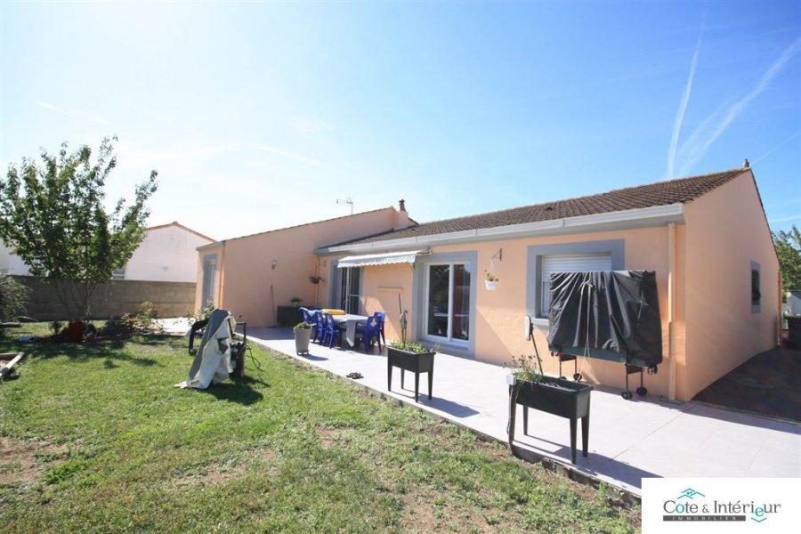 acheter maison 5 pièces 135 m² les sables-d'olonne photo 2