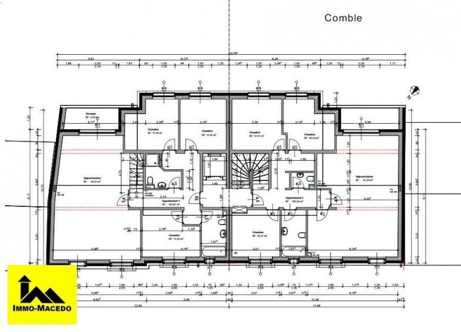 acheter appartement 3 chambres 103.97 m² bissen photo 5
