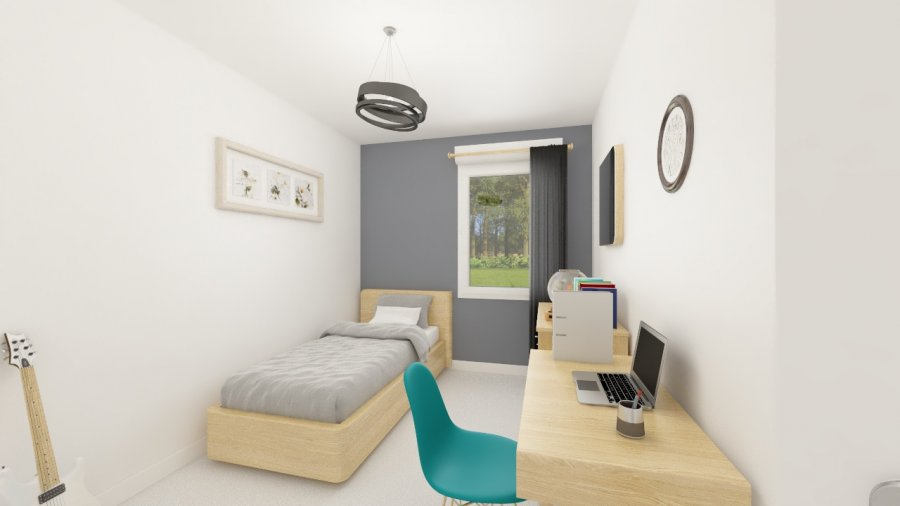 acheter maison 5 pièces 122 m² besné photo 7