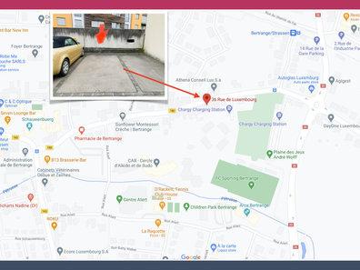 Garage - Parking for rent in Bertrange - Ref. 7113813
