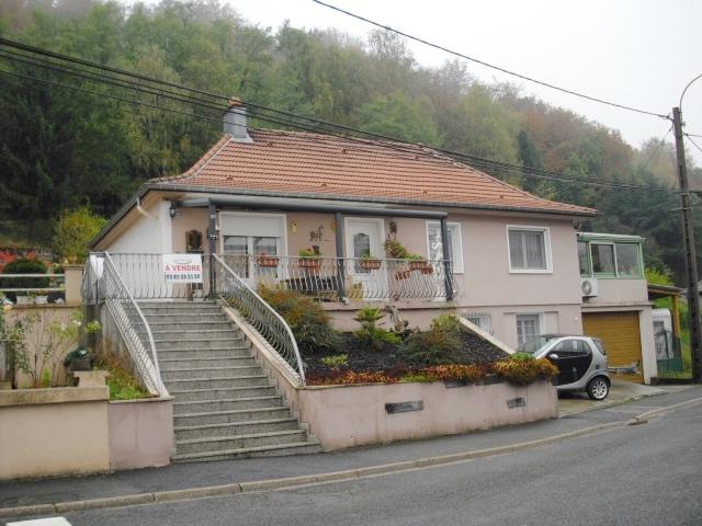 Maison individuelle à vendre F5 à Saulnes