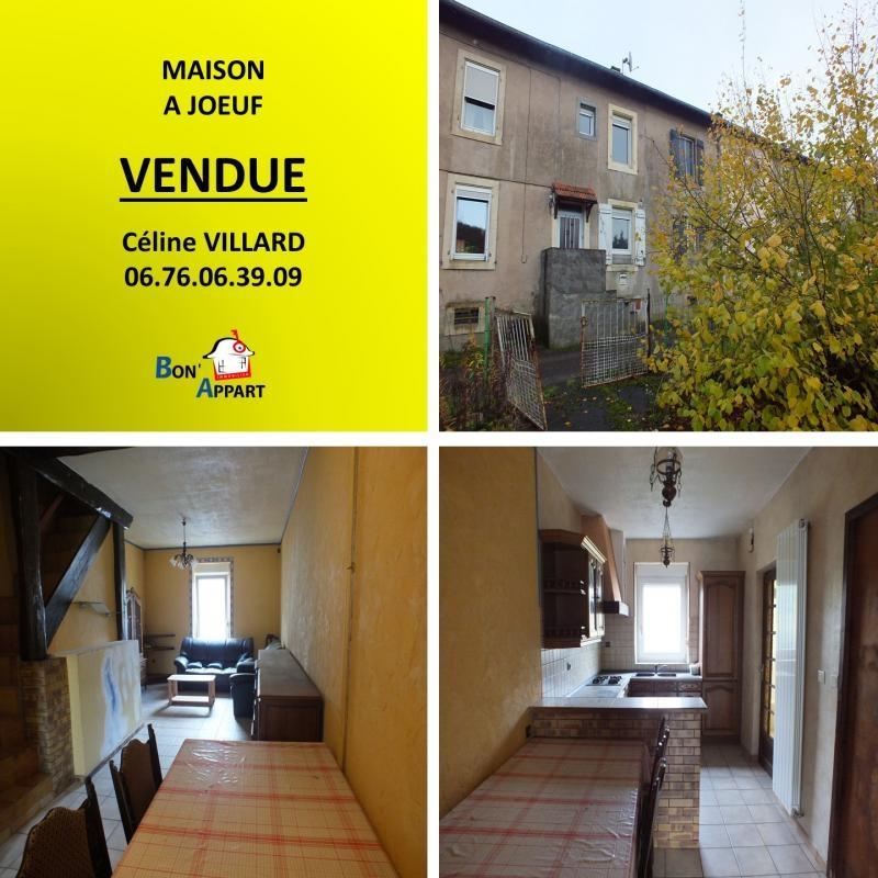acheter maison 4 pièces 75 m² joeuf photo 1