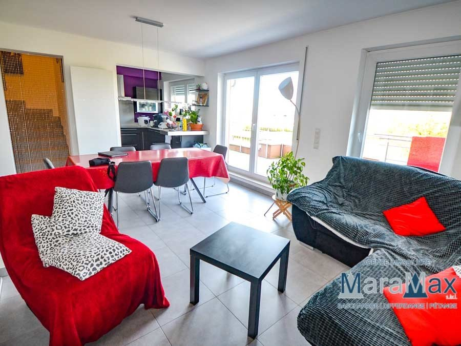 louer duplex 2 chambres 80 m² bascharage photo 3
