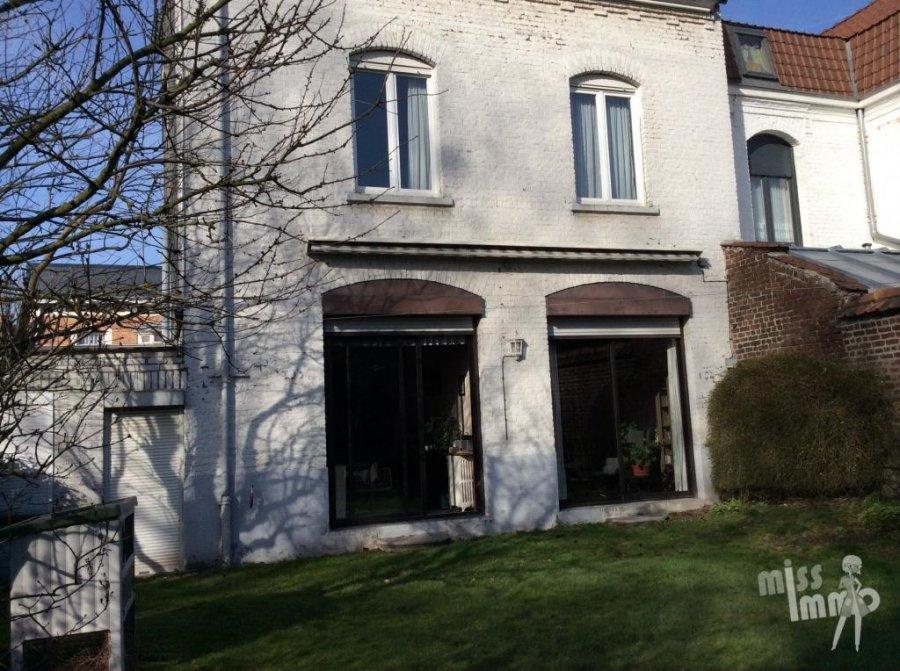 Maison mitoyenne à vendre F8 à Roubaix