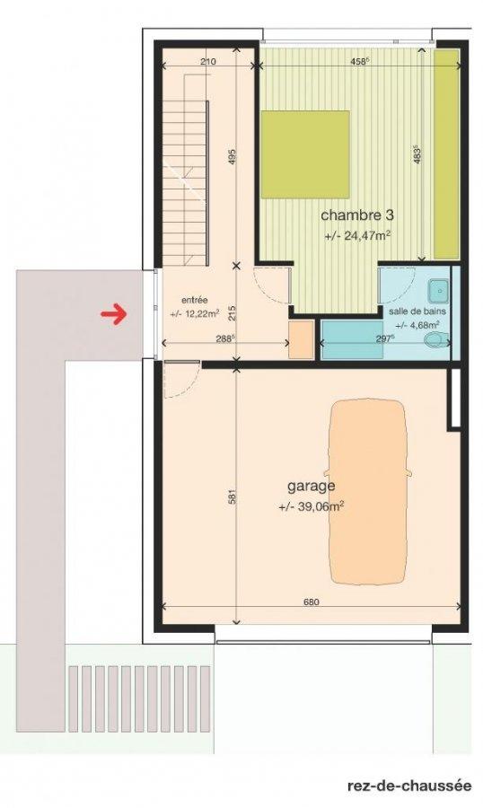 doppelhaushälfte kaufen 3 schlafzimmer 180 m² schuttrange foto 6