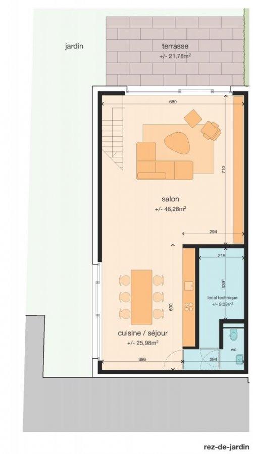 doppelhaushälfte kaufen 3 schlafzimmer 180 m² schuttrange foto 5