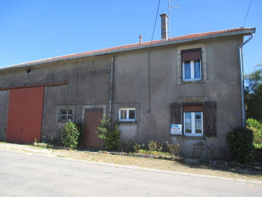 Maison à vendre F8 à Cierges sous montfaucon