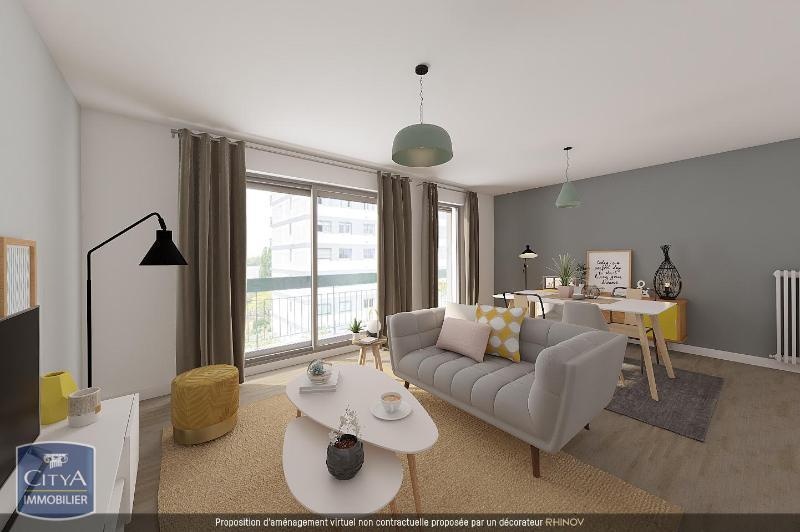 acheter appartement 3 pièces 71 m² nantes photo 1