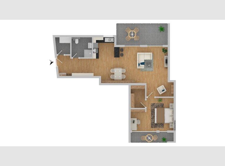 Appartement à vendre 2 Pièces à Saarbrücken (DE) - Réf. 5431909