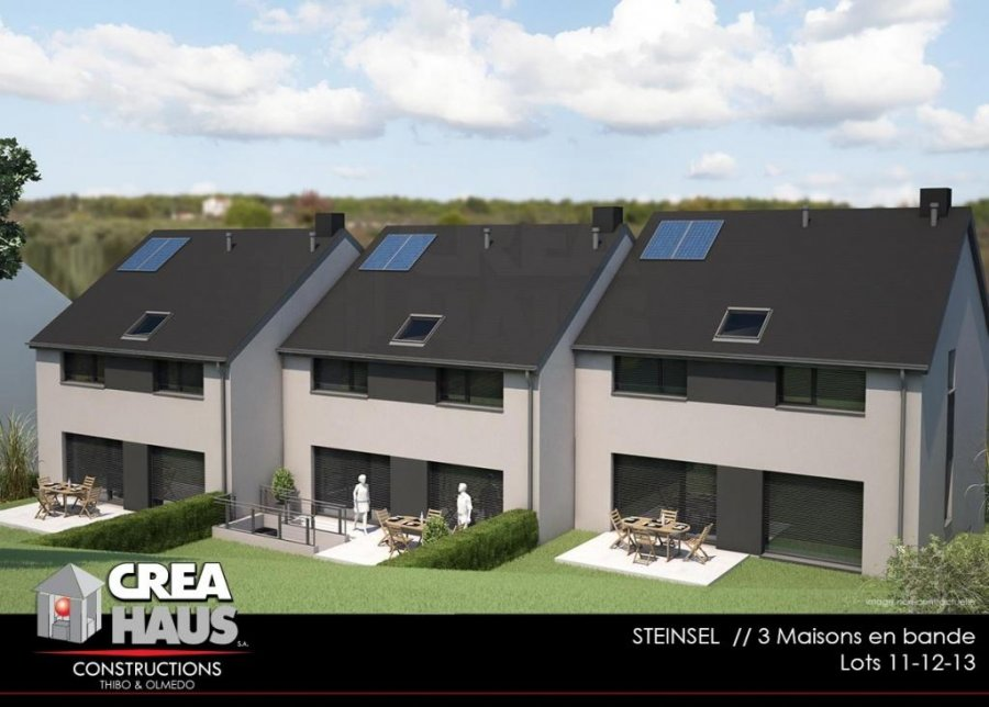 ▷ Detached House For Sale U2022 Steinsel U2022 147 M² U2022 990,000 U20ac | AtHome