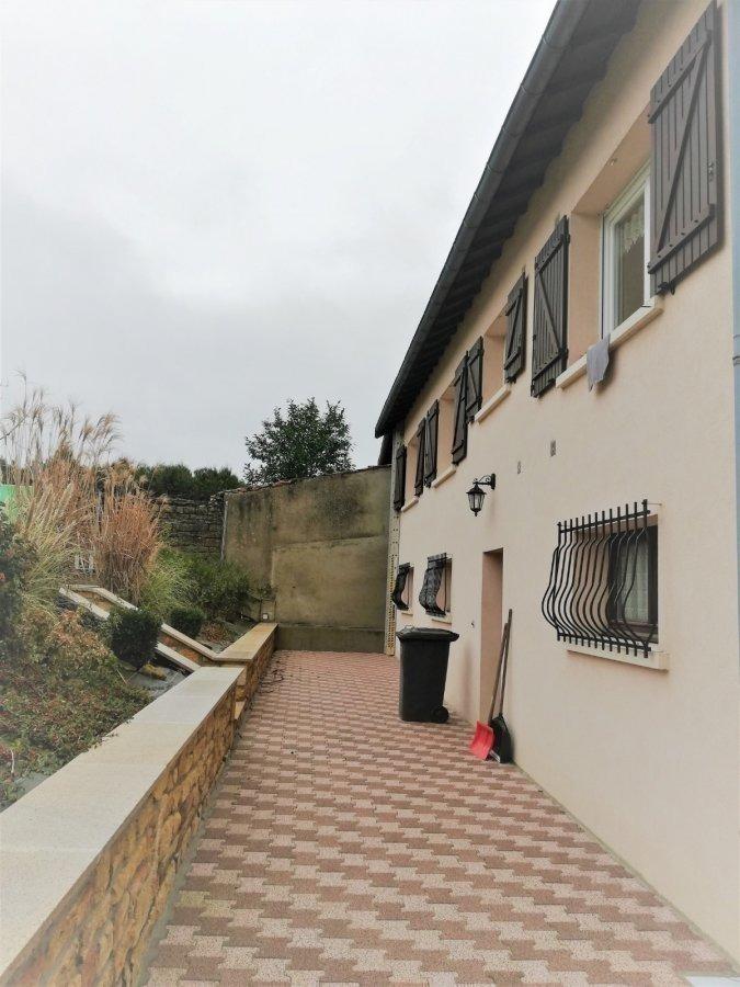 Maison à Mercy-le-Bas