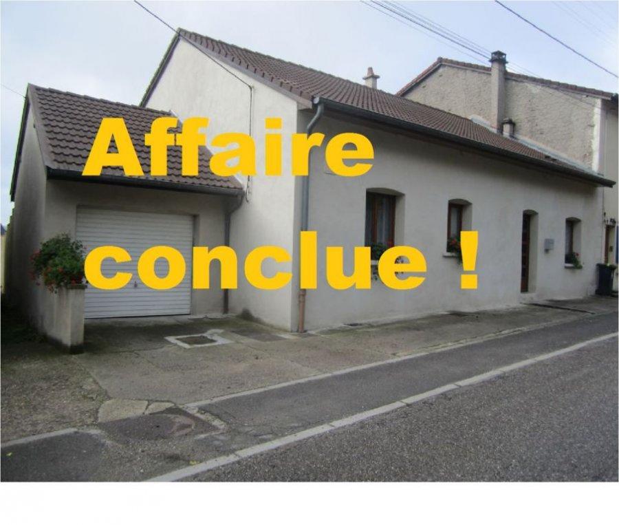 acheter maison 4 pièces 116 m² toul photo 1