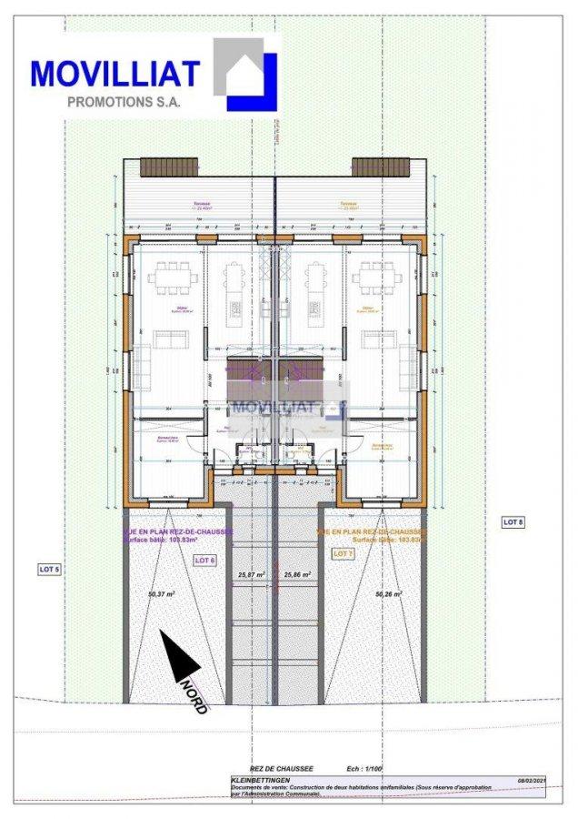 haus kaufen 5 schlafzimmer 190 m² kleinbettingen foto 6