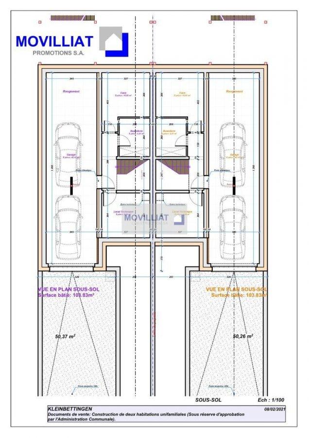 haus kaufen 5 schlafzimmer 190 m² kleinbettingen foto 5