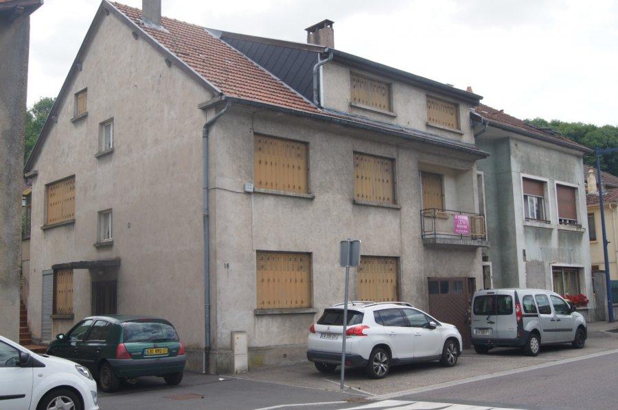 Immeuble de rapport à vendre F4 à Ars-sur-Moselle