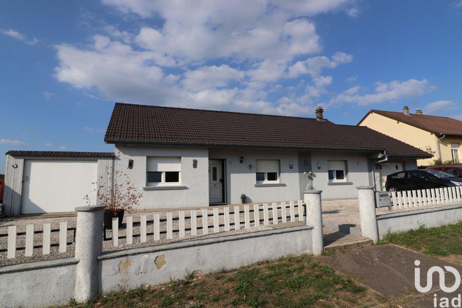 acheter maison 4 pièces 110 m² longeville-lès-saint-avold photo 1