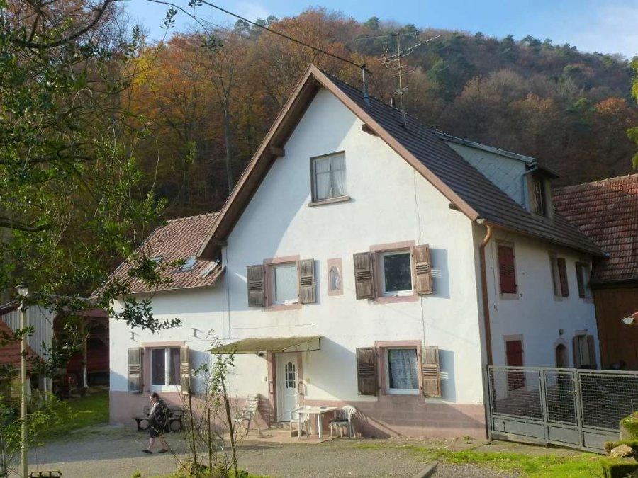 Maison à vendre F6 à à 5 minutes de Niederbronn