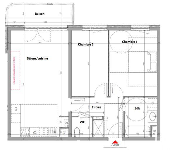 acheter appartement 3 pièces 64 m² nancy photo 4
