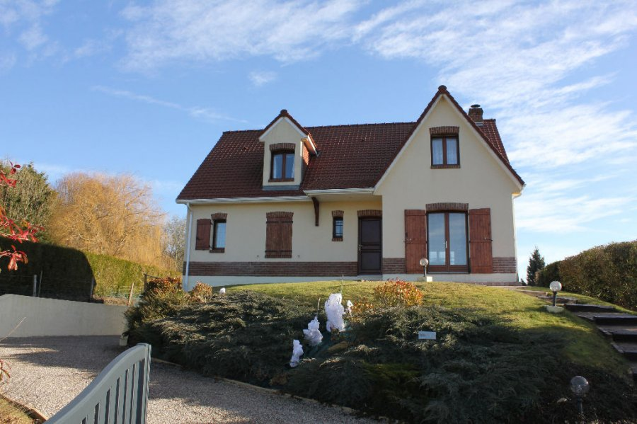 Maison individuelle en vente saint aubin 150 m 308 for Acheter maison individuelle nord