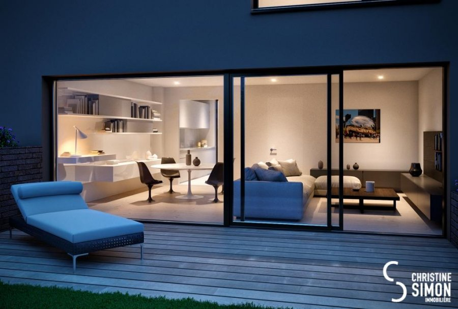 dreigeschossige wohnung kaufen 3 schlafzimmer 217.75 m² differdange foto 1