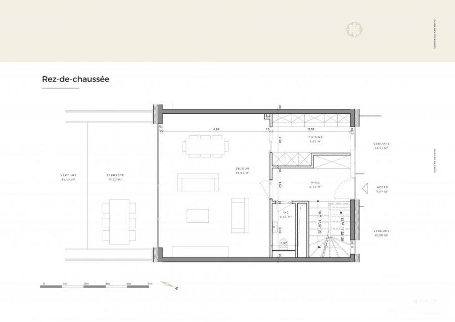 dreigeschossige wohnung kaufen 3 schlafzimmer 217.75 m² differdange foto 7